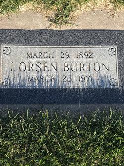 Isaac Orsen Burton