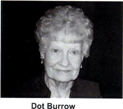 Dot Naomi <I>Hutchinson</I> Burrow