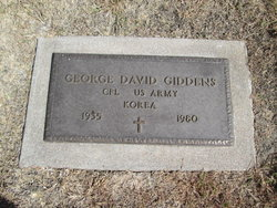 George David Giddens