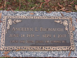 Angelyn L <I>Lewis</I> Bronaugh