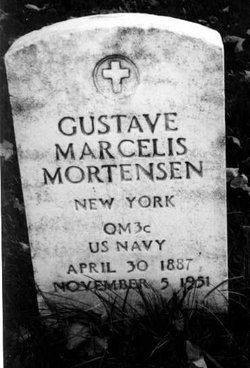 """Gustav Marcelino """"Gustave Celis Mortensen"""" Mortensen"""