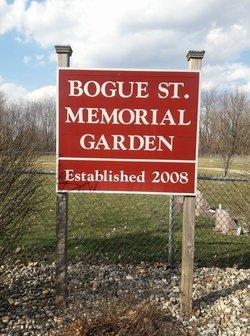Bogue Street Memorial Garden