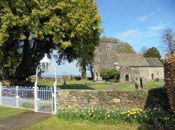 Tredunnock, St Andrew's Churchyard