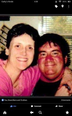 Cathy Liles-Hooper & Daniel Lee Hooper