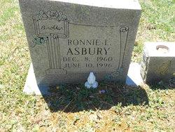 Ronnie L Asbury