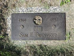 Rev Sam Brunsvold