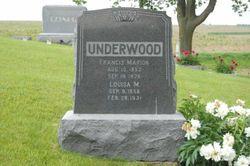 Mary Louisa <I>Smith</I> Underwood