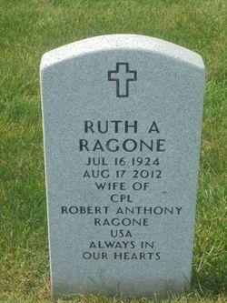 Ruth A Ragone