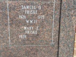 Samuel O. Friske