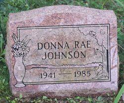 Donna Rae <I>Ellis</I> Johnson