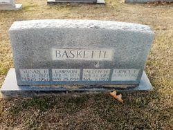 Susan <I>Biggerstaff</I> Baskette