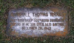 Marshall Thomas Marks