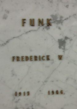 Frederick W. Funk