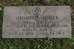 Ishmond Reverend Jones