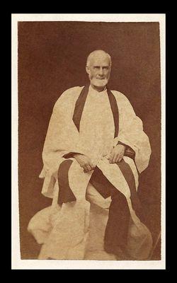 Rev William Robards Wetmore