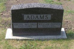 William Quincy Adams