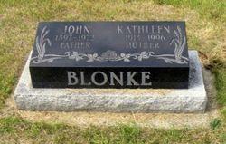 John Blonke