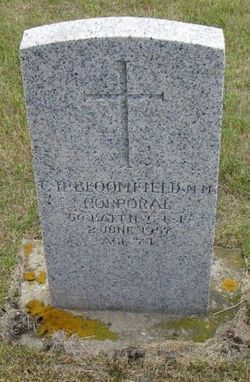 Corp Charles Henry Bloomfield