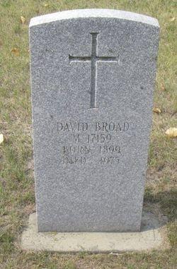 David Broad