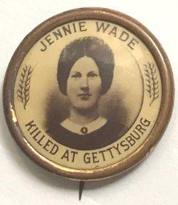 Jennie Wade