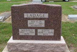 Mildred <I>Dennis</I> Ladage
