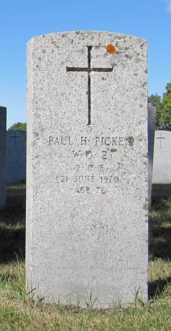 Paul Hartley Picken