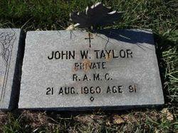John William Taylor