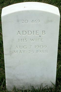 Addie B Sims