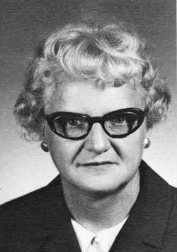 Julia Meriam Rowe