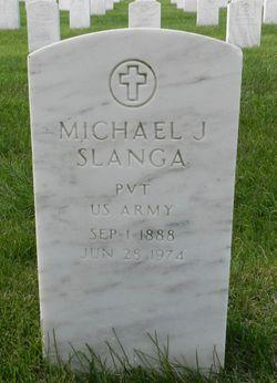 Michael J Slanga