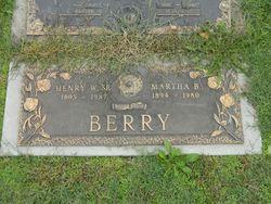 Martha Bell <I>Banks</I> Berry