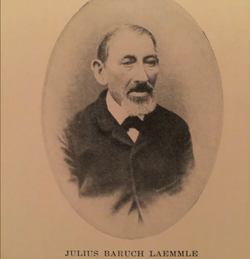 Judas Baruch Laemmle