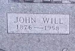 John Will Waterfill
