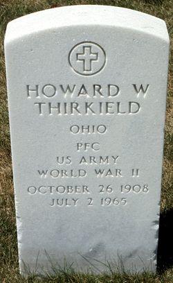 Howard Wesley Thirkield