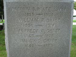Rosanna D. <I>Pratt</I> Chase