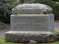 Dr Oliver Payson Hubbard
