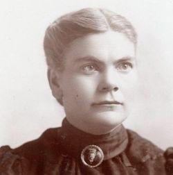 Martha Eleanor <I>Hall</I> Thorn