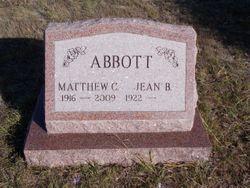 Matthew Cochrane Abbott