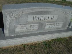 "William Walker ""Walker"" Parker"