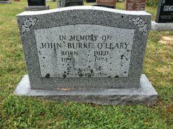 John Burke O'Leary