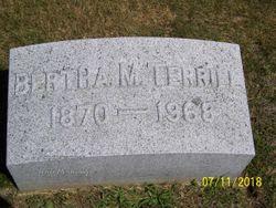 Bertha Mary Terrill