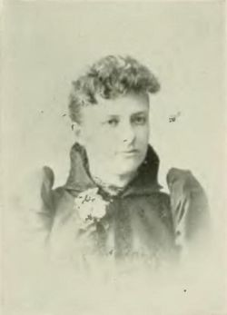 Maud Evangeline <I>Whitehead</I> Bartlett