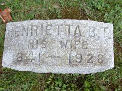 Henrietta B. Hovey