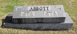 Brada B. <I>Poston</I> Abbott