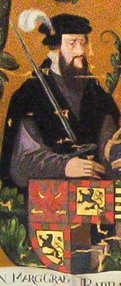 """Johann """"Der Alchemist"""" von Brandenburg"""