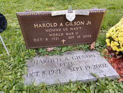 "Harold Adams ""Pete"" Gilson, Sr"