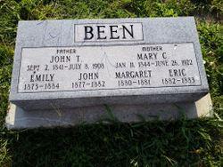 John Tyler Been