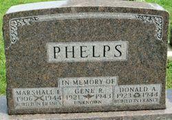 Marshall F. Phelps