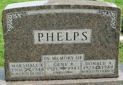 Donald A Phelps