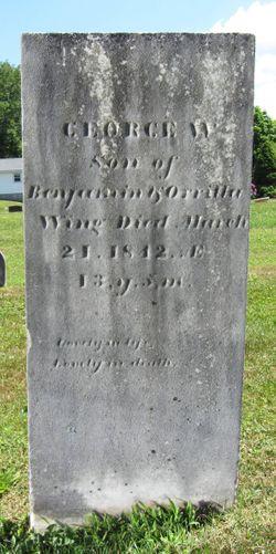 George W. Wing
